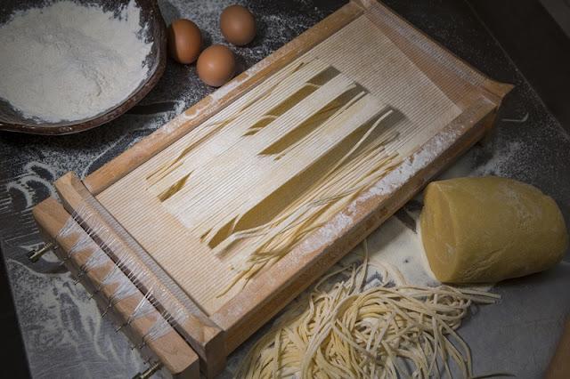 Chitarra Pasta at Passione Ristorante Italiano @ Sri Petaling