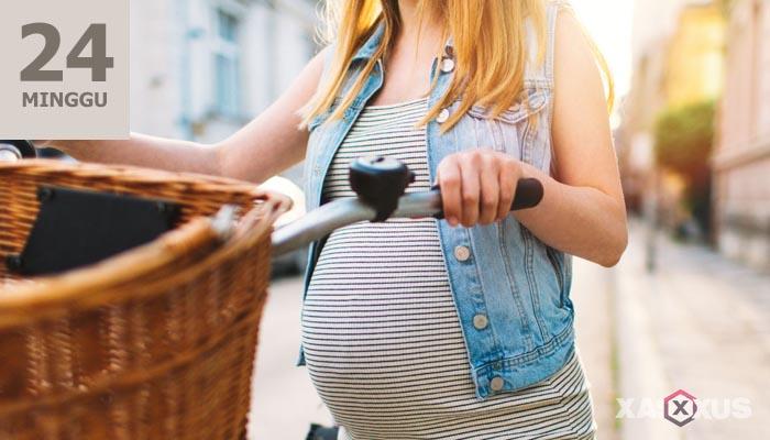 10 Fakta Kehamilan dan Janin Usia 24 Minggu Yang Harus Diketahui Oleh Ibu Hamil