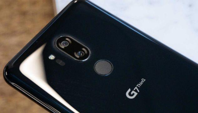 Android Pie Beta diluncurkan untuk LG G7 ThinQ
