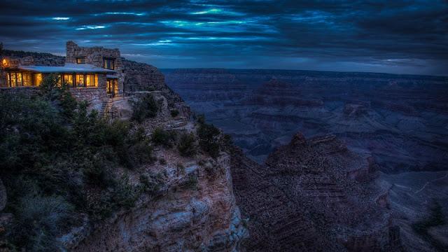 O que fazer a noite no Grand Canyon