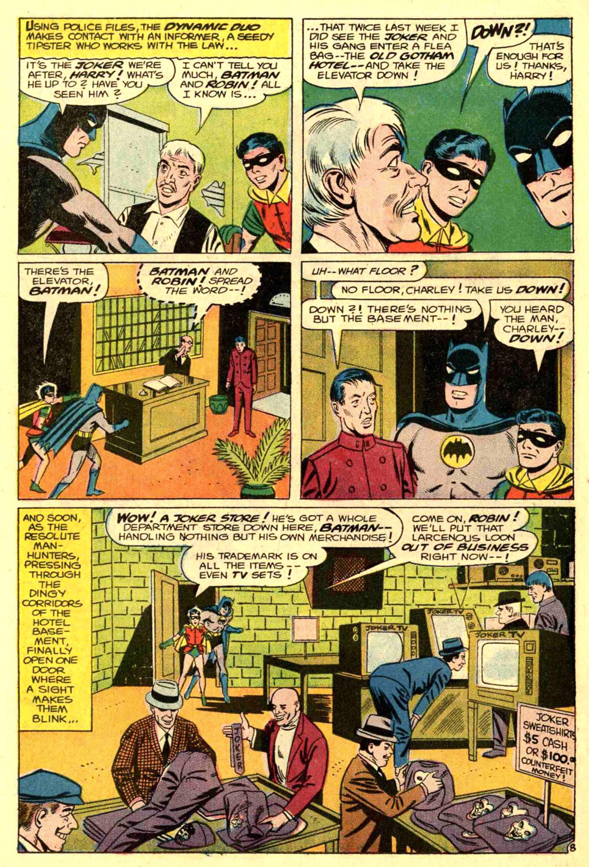 Detective Comics (1937) 365 Page 10