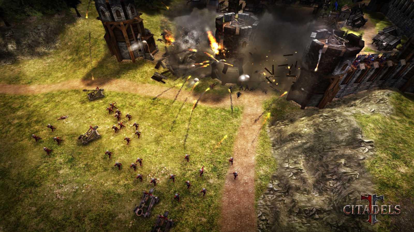 تحميل لعبة Citadels مضغوطة كاملة بروابط مباشرة مجانا