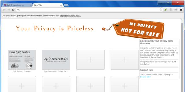 تحميل متصفح تغيير الاي بي وفتح المواقع المحظورة Best browser to change ip adress.