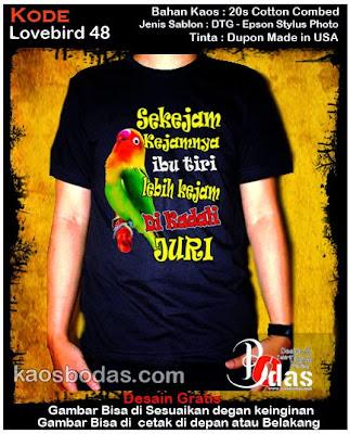 Kaos Lovebird 48