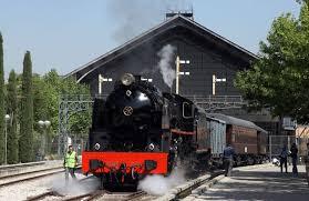 El Tren de la Fresa de Aranjuez