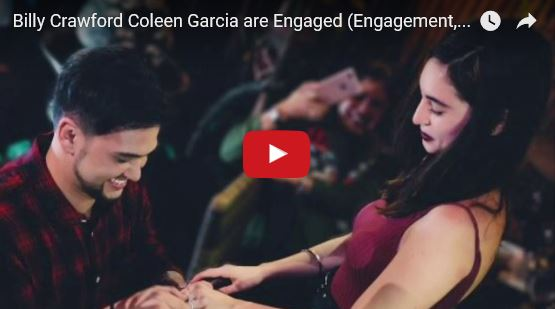 Billy crawford and coleen garcia are engaged showbiznest