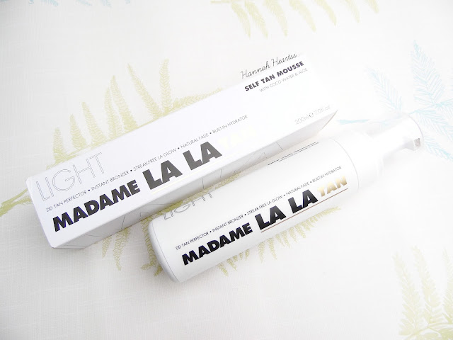 Madame La La Light Tan Review
