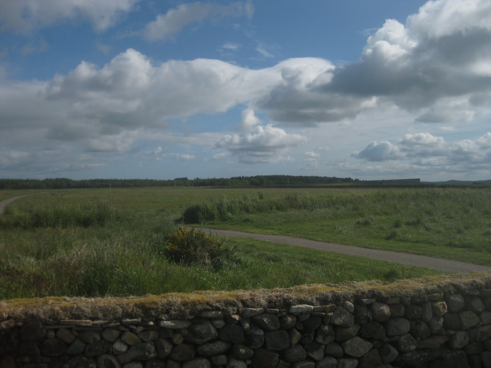 Daily Life in Italy: Culloden Battlefield and Cawdor Castle