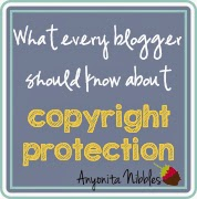 What every blogger should know about copyright protection from www.anyonita-nibbles.com