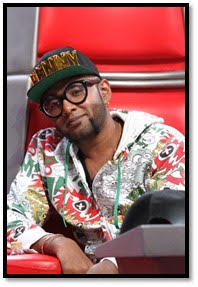 Coach Benny Dayal of The Voice