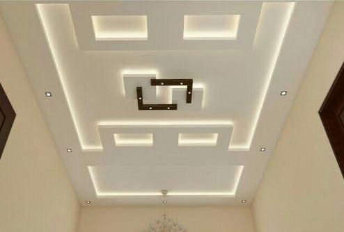 55 Modern Pop False Ceiling Designs For Living Room Pop Design For