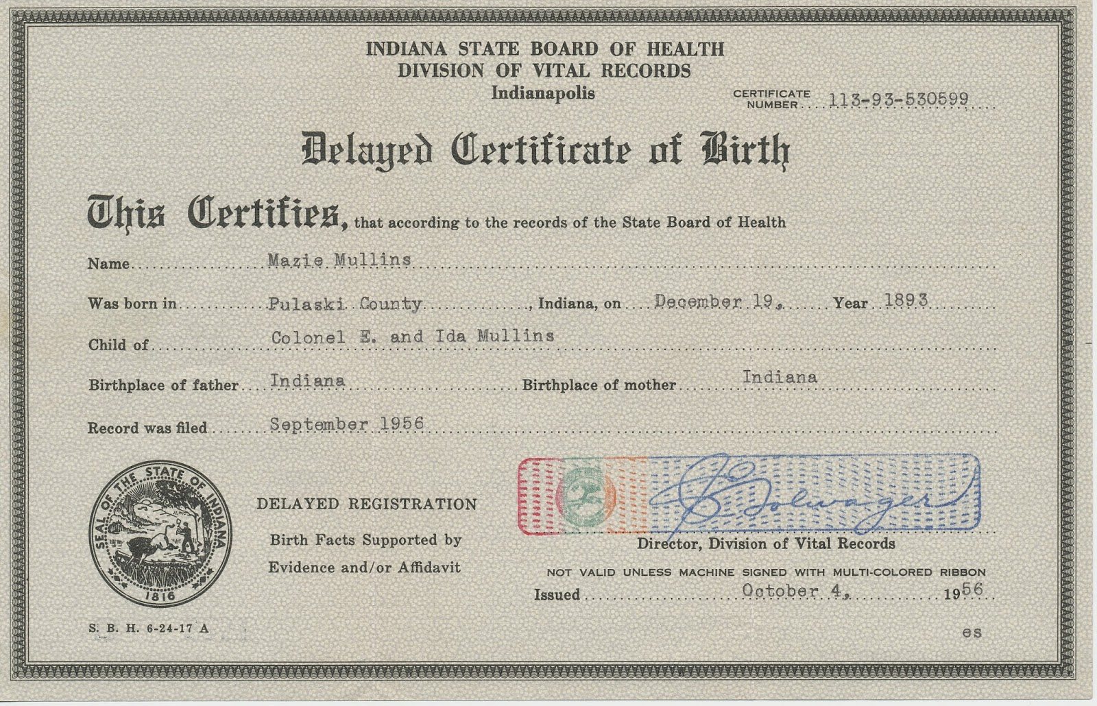 Indiana Counties Birth Certificate Death Record Marriage Inducedfo