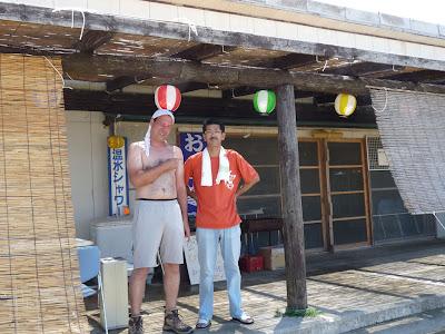 長手岬キャンプ場 Camping de Nagatemisaki