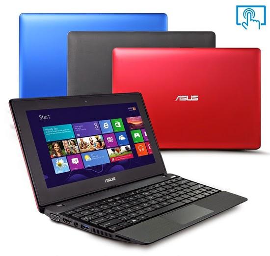 Harga Laptop Asus X201E Terbaru 2014