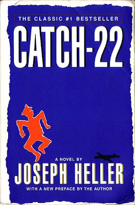 Catch-22 by Joseph Heller - book cover