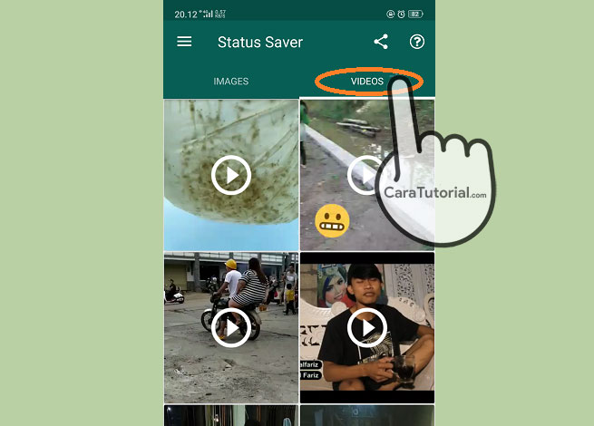 download video status wa terbaru keren