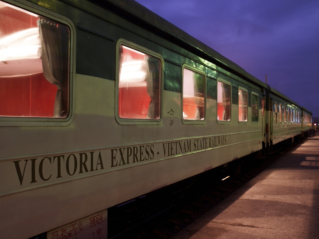 Victoria Express Sapa Train