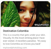 Face of Colombia