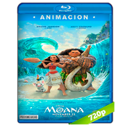 Moana: Un mar de aventuras (2016) BRRip 720p Audio Dual Latino-Ingles
