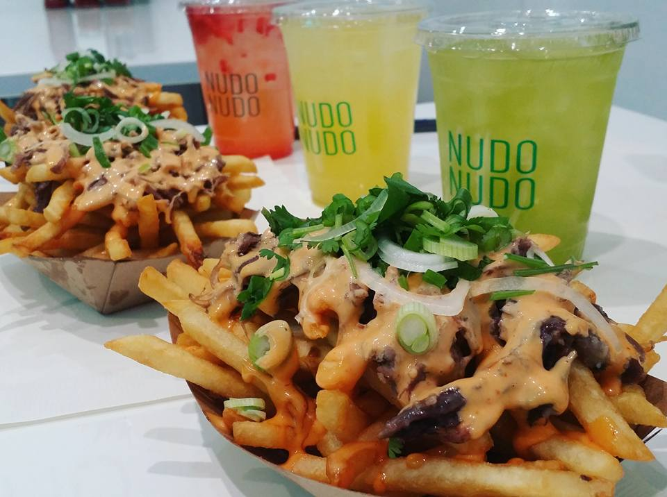 HALF OFF OXTAIL FRIES EVERYDAY UNTIL FEB. 25! @ NUDO NUDO - WESTMINSTER