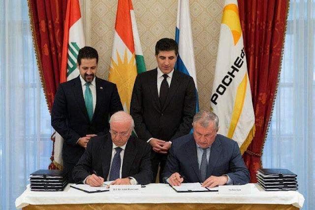 Kürdistan Rusya İlişkileri