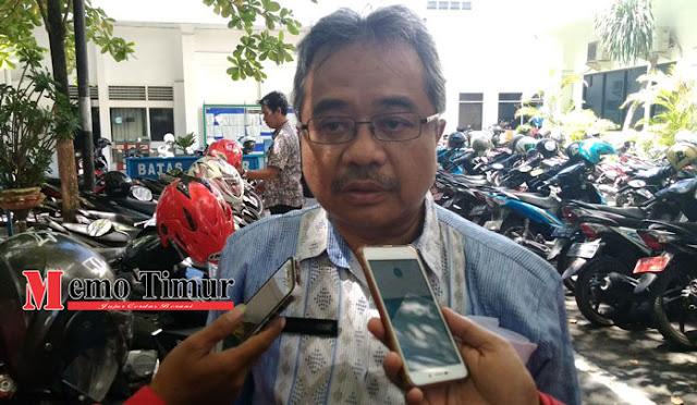 Kepala Dispendukcapil Lumajang Ahmad Taufik Hidayat, SH., M.Hum.