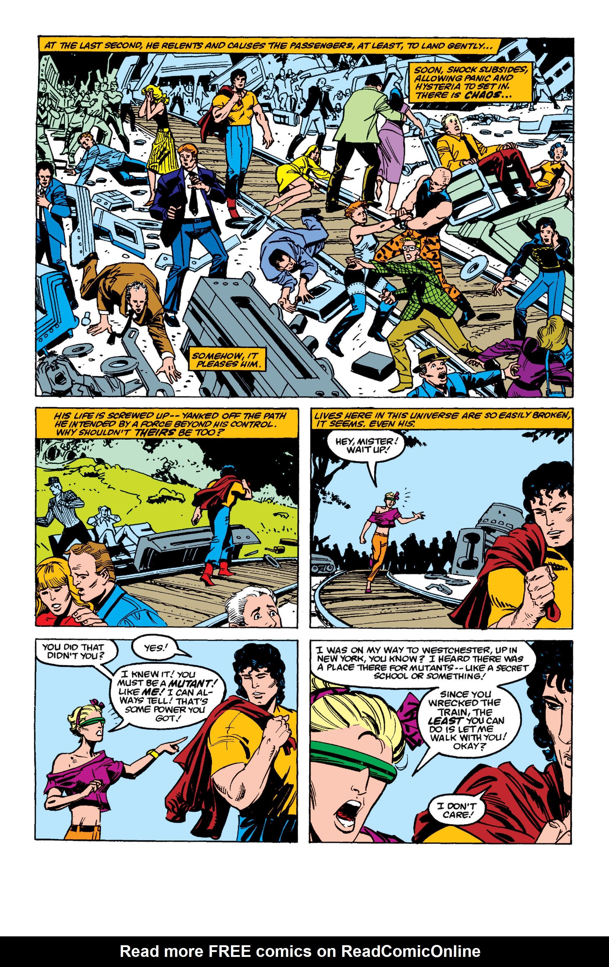 Read online Secret Wars II comic -  Issue #5 - 3