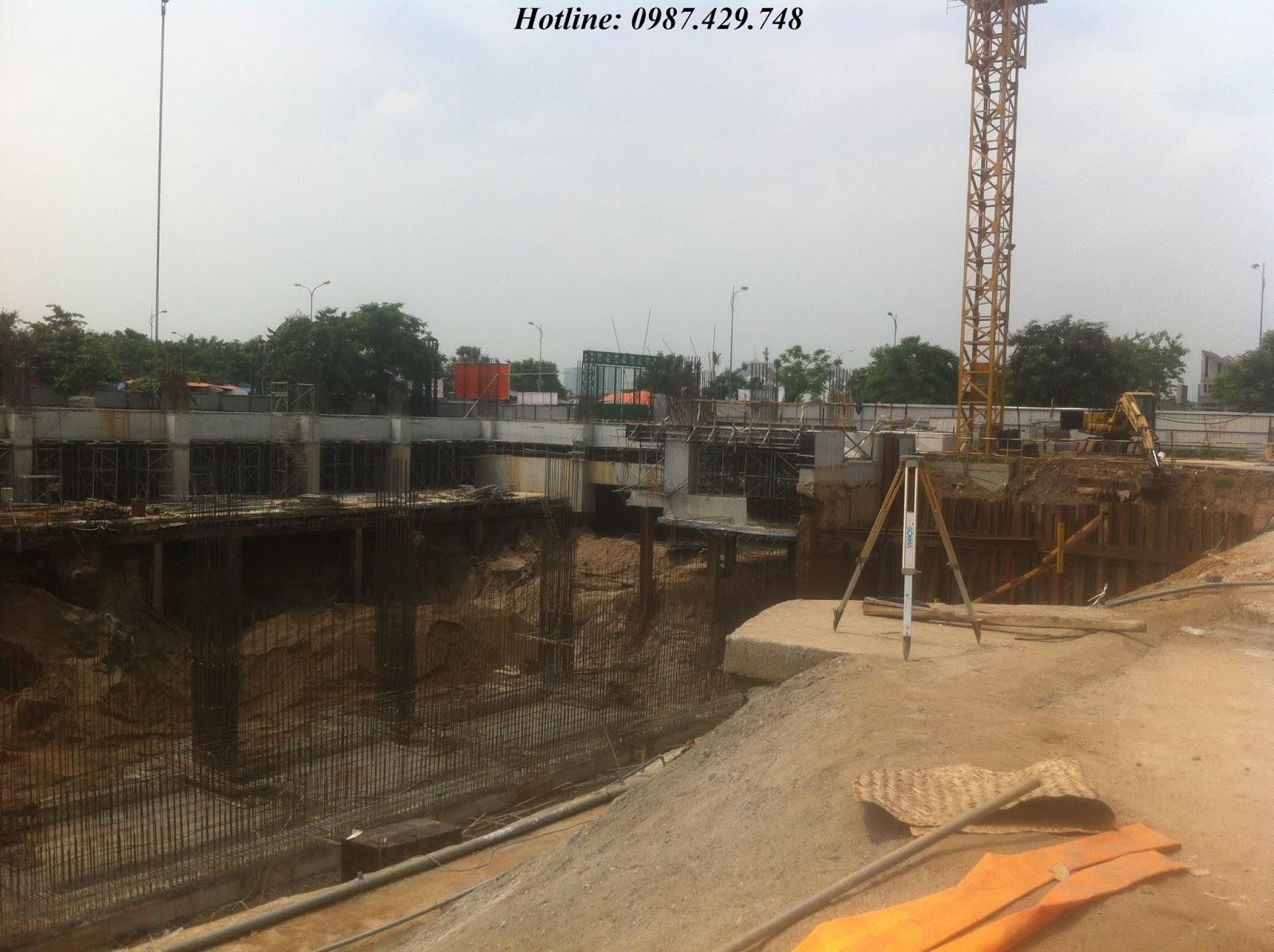 hầm ICID Complex