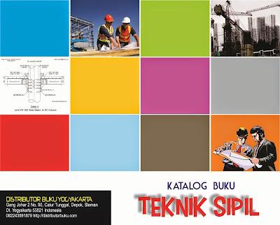 Katalog Buku teknik Sipil Cover