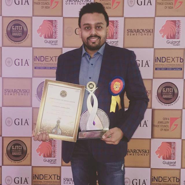 Mr. Ketan Chokshi, Owner - Narayan Jewellers, Vadodara