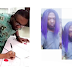 Lol! Fast-rising student male designer Ferdinand Elvis puts on wig, set to take over Bobrisky