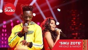 Download Audio   Mr Eazi & Nandy – Siku Zote