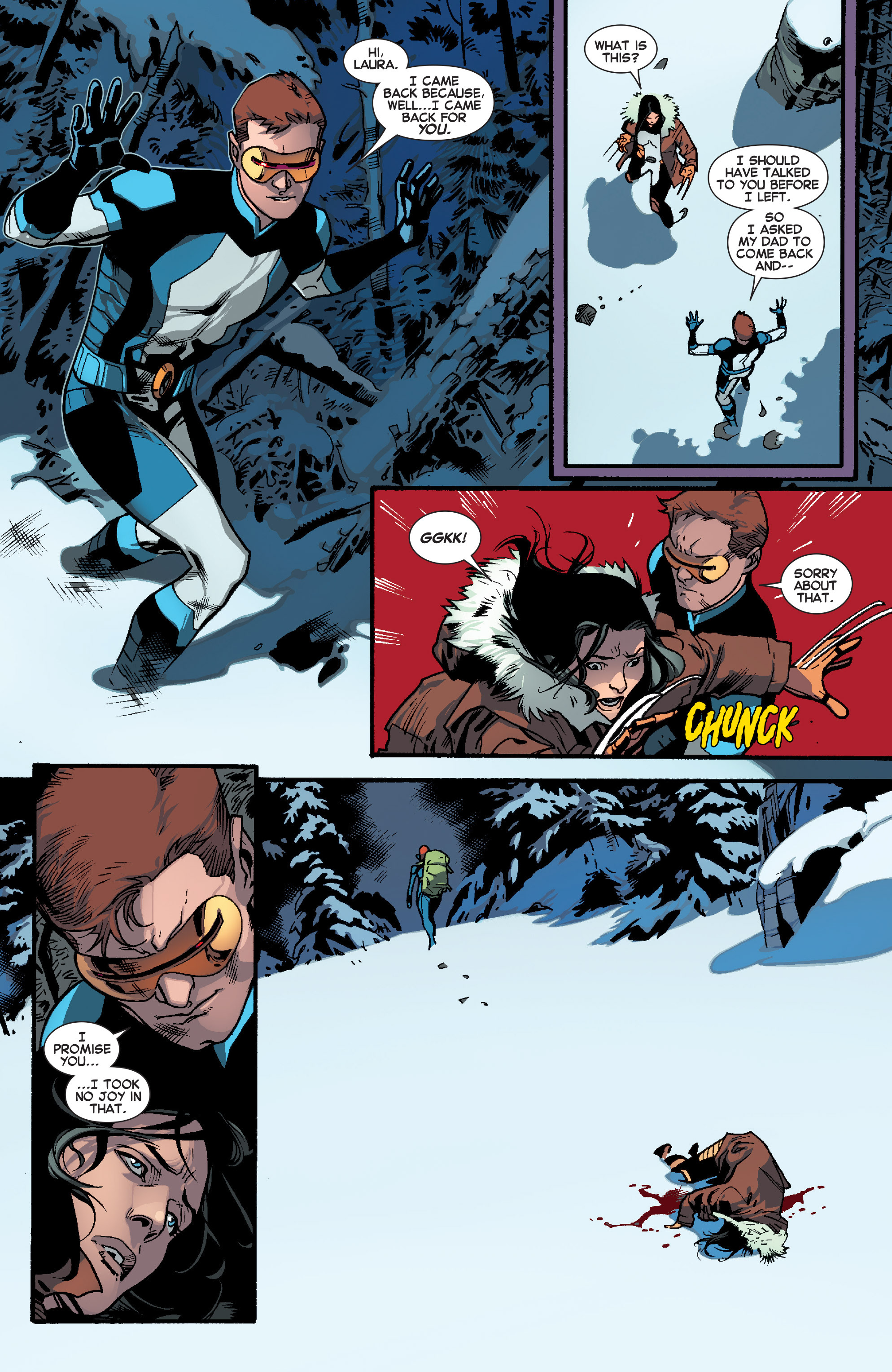 Read online All-New X-Men (2013) comic -  Issue #26 - 14