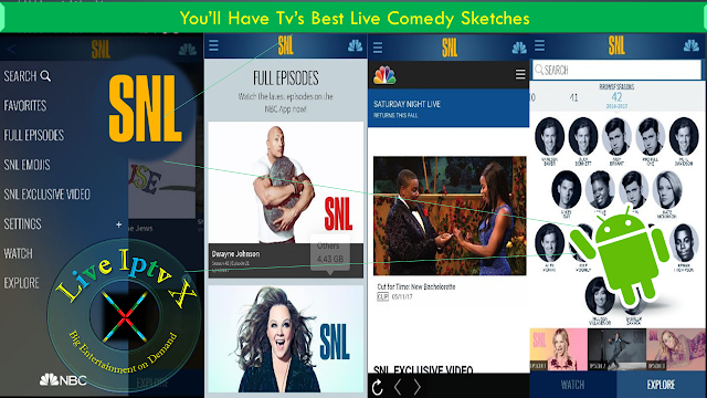 Saturday Night Live (SNL) APK