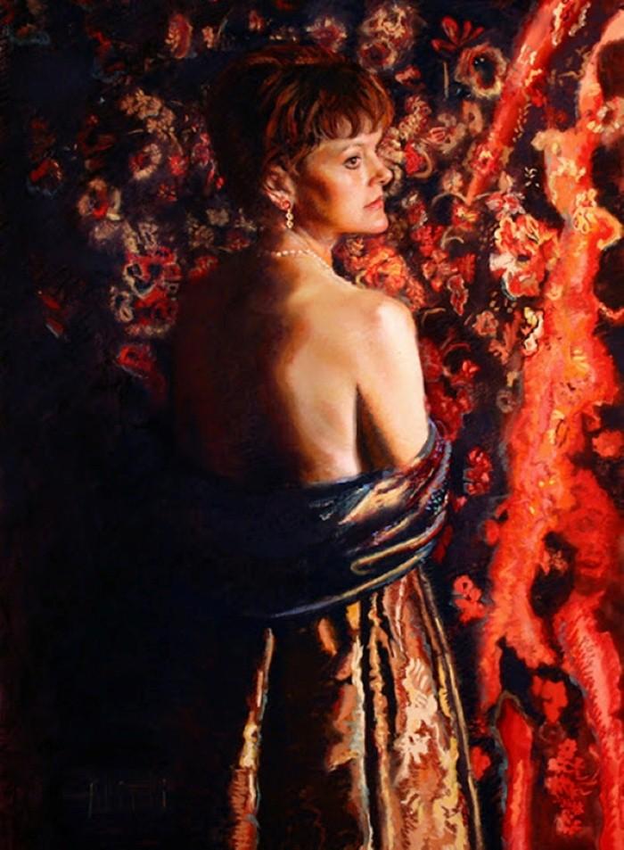 Современные художники Кипра. Sylvia Nitti 15