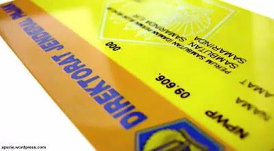 Ditjen Pajak: NPWP Bisa Jadi Kartu ATM, SIM, e-KTP, e-money, e-toll, sampai kartu kredit