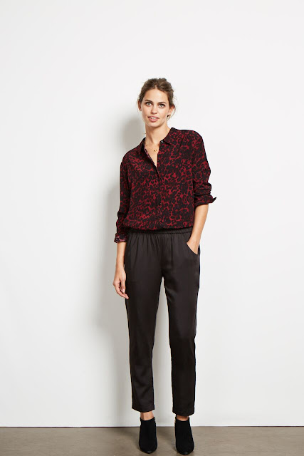 Hush homeware rita shirt