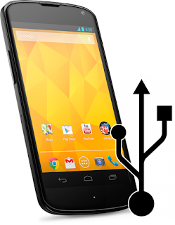 How to connect nexus 4 to PC,how to connect android phone to PC using USB, android USB driver windows 7