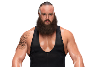 WWE Raw Squash Match WrestleMania Braun Strowman