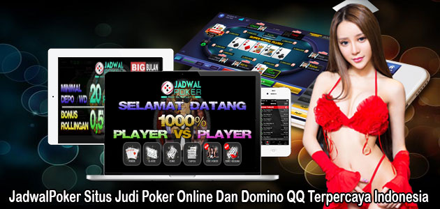 Agen Poker Online Jackpot Besar