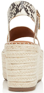 Rowan Leather Espadrille Platform