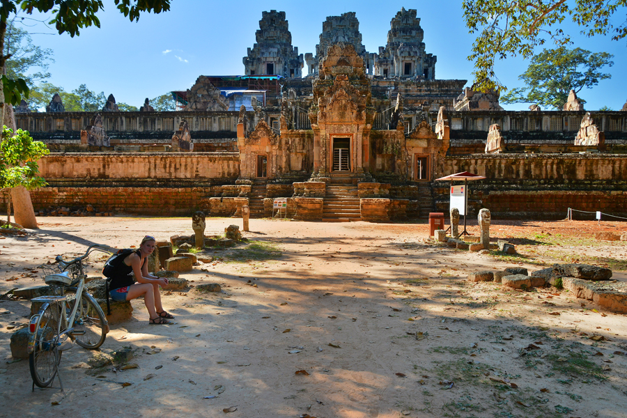 świątynia Ta Keo