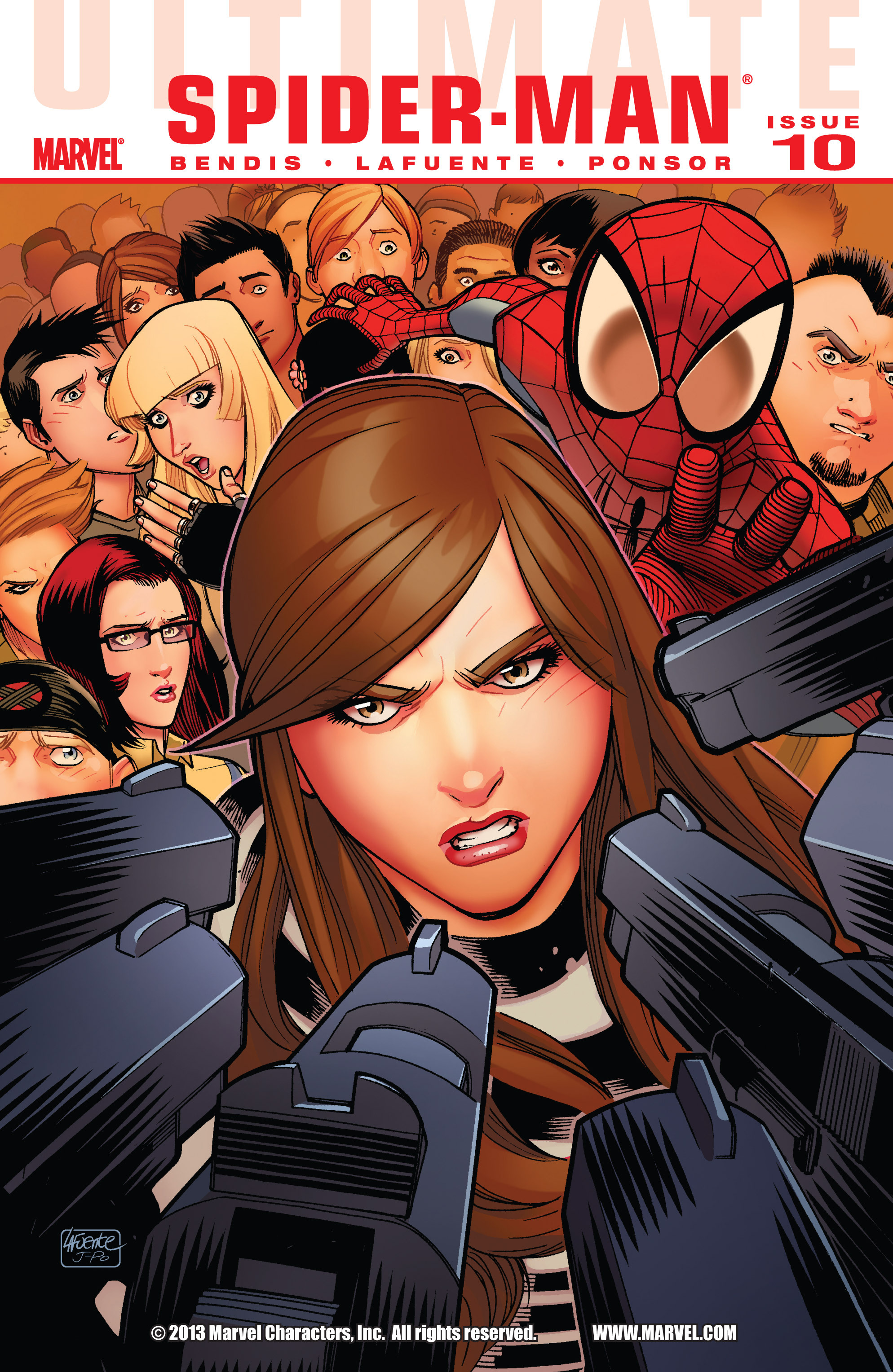 Ultimate Spider-Man (2009) issue 10 - Page 1