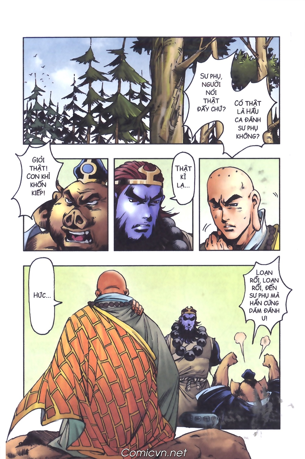 Tây Du Ký màu - Chapter 102 - Pic 34