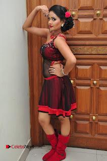 Actress Sreya Vyas Pictures at Chiranjeevi Birthday 2016 Celebrations Celebrations  0029