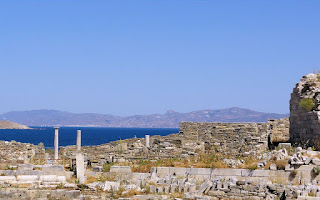 Delos Yacht Charters in Greece