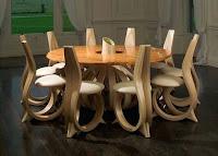 Juegos de comedor de madera maravillosos