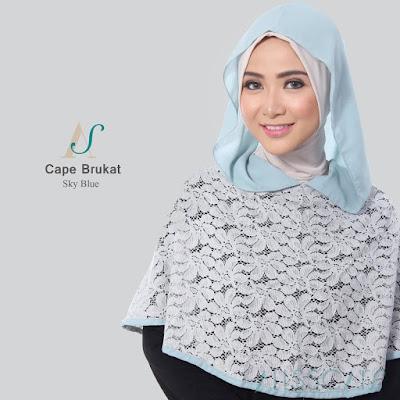 Hijab instan Cape