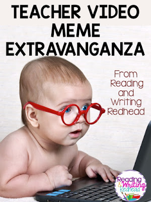 Teacher Video Meme Extravaganza:  check out all kinds of video memes for teachers that you will totally be able to identify with!