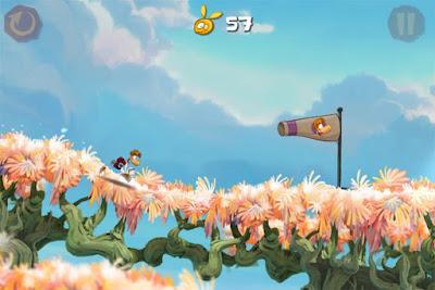 New Download Rayman Jungle Run v2.3.3 Apk+Mod(Unlocked All)